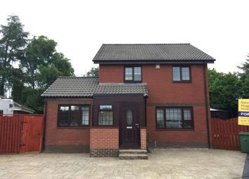 Thumbnail 4 bed detached house for sale in Queensby Road, Baillieston, Glasgow