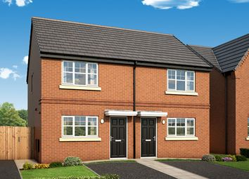 "Thumbnail 2 bed property for sale in ""The Haxby"" at Borrowdale Road, Middleton, Manchester"