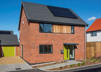 Thumbnail 3 bedroom detached house for sale in Walnut Tree Fields, Mattishall, Dereham