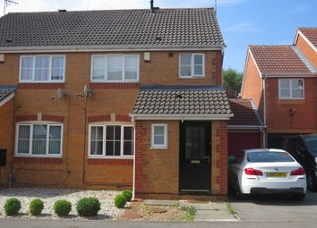 Thumbnail 3 bed semi-detached house for sale in Bullfinch Road, Nottingham
