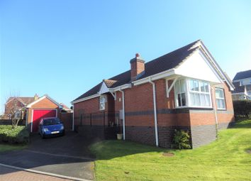Thumbnail 3 bedroom detached bungalow for sale in Kings Meadow Drive, Winkleigh