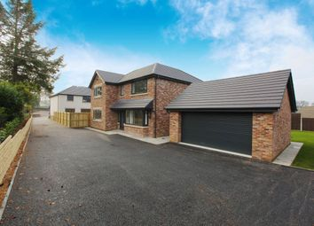 Thumbnail 4 bed detached house for sale in Dairy Bank Close Buxton Road, Macclesfield