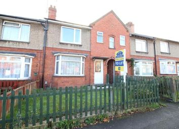 Thumbnail 3 bed terraced house to rent in Westfield Avenue, Rushden, Northants