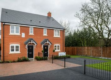 Thumbnail 3 bed semi-detached house for sale in Uttoxeter Road, Hill Ridware, Rugeley