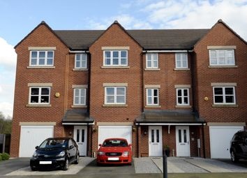 Thumbnail 4 bedroom terraced house for sale in Scampston Drive, East Ardsley, Wakefield