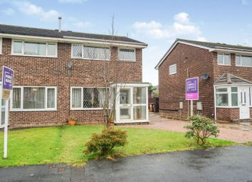 Thumbnail 3 bed semi-detached house for sale in Levensgarth Avenue, Fulwood, Preston