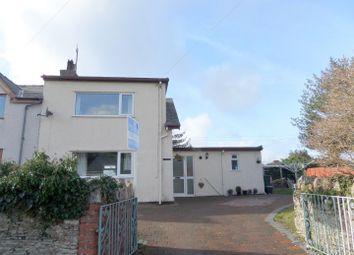 Thumbnail 2 bed semi-detached house for sale in Bryn Rhys, Glan Conwy, Colwyn Bay