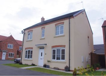 Thumbnail 4 bed detached house for sale in Driffield Avenue, Easingwold