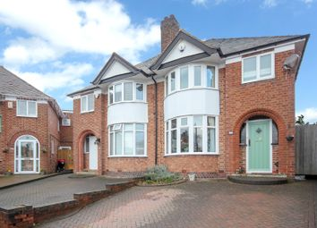 3 bed semi-detached house for sale in Butler Road, Solihull B92