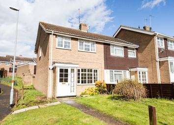 Thumbnail 3 bed end terrace house to rent in Randsway, Raunds, Wellingborough