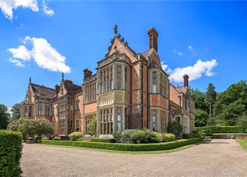 Thumbnail 4 bedroom flat for sale in Wyfold Court, Kingwood, Henley-On-Thames