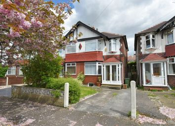 Thumbnail 3 bedroom semi-detached house to rent in Canterbury Road, Offerton, Stockport, Cheshire