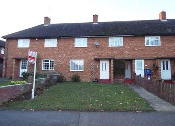 Thumbnail 3 bedroom terraced house for sale in Woodhurst, Letchworth Garden City, Hertfordshire