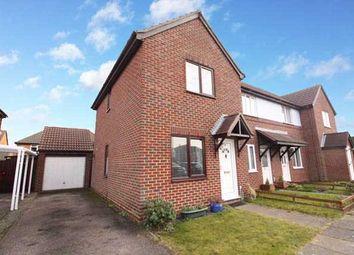 Thumbnail 2 bed end terrace house for sale in Sherwood Fields, Kesgrave, Ipswich