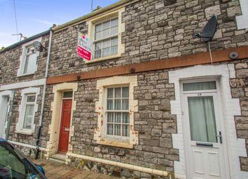 Thumbnail 2 bedroom terraced house for sale in Kerrycroy Street, Splott, Cardiff
