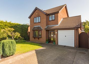 Thumbnail 3 bed detached house for sale in Balliol Drive, Bottesford, Scunthorpe