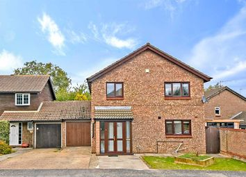 Thumbnail 4 bed detached house for sale in Muirfield Road, Wellingborough
