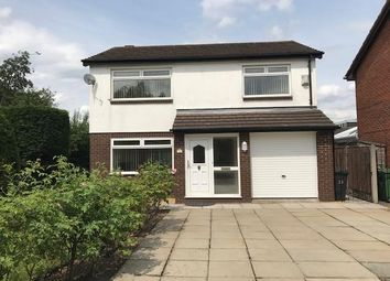 Thumbnail 4 bed detached house to rent in Audre Close, Great Sankey, Warrington