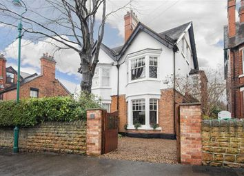 Thumbnail 5 bedroom semi-detached house for sale in Ebers Road, Nottingham