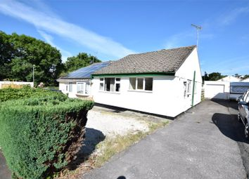 Thumbnail 2 bed bungalow for sale in Hallett Way, Bude