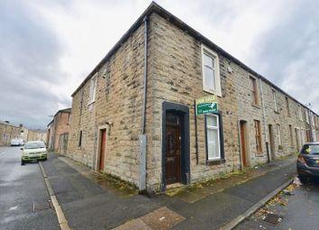 Thumbnail 4 bed end terrace house for sale in Talbot Street, Rishton, Blackburn