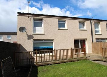 Thumbnail 4 bedroom end terrace house for sale in Oak Road, Cumbernauld, Glasgow, North Lanarkshire