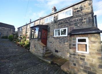 Thumbnail 2 bed end terrace house to rent in Elm Street, Skelmanthorpe, Huddersfield