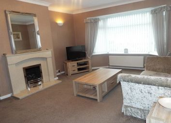 Thumbnail 2 bed bungalow to rent in Swinhoe Gardens, Wideopen, Newcastle Upon Tyne