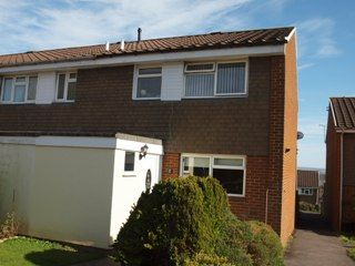 Thumbnail 3 bed terraced house to rent in Melrose Road, Yeovil