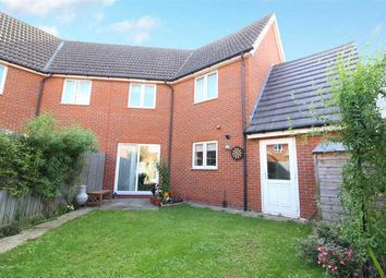 Thumbnail 3 bed semi-detached house for sale in Thebe Close, Ipswich