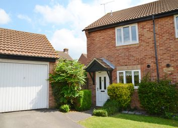 Thumbnail 2 bedroom semi-detached house to rent in Scrivens Mead, Thatcham, Reading, Berks