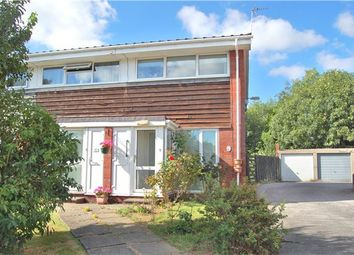 Thumbnail 2 bed end terrace house for sale in Chesterfield Drive, Sevenoaks, Kent