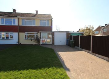 Thumbnail Semi-detached house to rent in Browns Lane, Tamworth, Staffordshire, UK