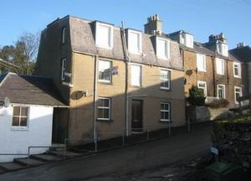 Thumbnail 1 bed flat to rent in Earlston Road, Stow, Galashiels