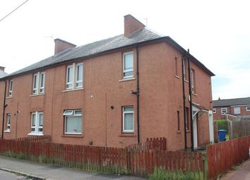 Thumbnail 2 bed flat for sale in Laighmuir Street, Uddingston, Glasgow, North Lanarkshire