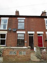 Thumbnail 2 bed terraced house to rent in Gertrude Road, Norwich