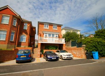 Thumbnail 4 bed detached house for sale in Queens Road, Lower Parkstone, Poole