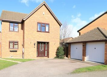 Thumbnail 4 bedroom detached house for sale in Rockingham Close, Market Deeping, Peterborough, Lincolnshire