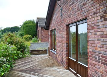 Thumbnail 3 bedroom bungalow to rent in 22, Padarn Crescent, Aberystwyth
