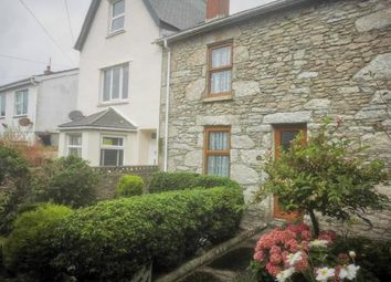 Thumbnail 2 bed terraced house for sale in St. Just, Penzance, Cornwall