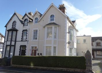 Thumbnail 1 bedroom flat for sale in Woodland Road West, Colwyn Bay