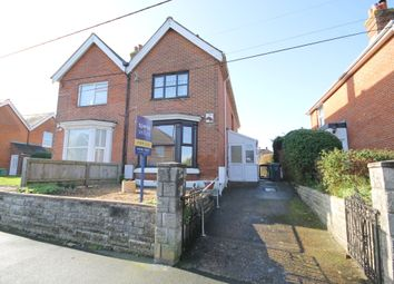 3 bed semi-detached house for sale in Brambles Chine, Monks Lane, Freshwater PO40