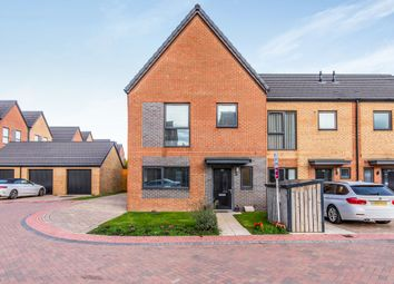 Thumbnail 4 bedroom semi-detached house for sale in Winscar Road, Lakeside, Doncaster