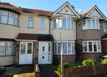 Thumbnail 3 bed terraced house for sale in Beverley Road, Ruislip, Middlesex