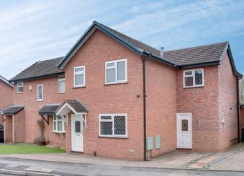 Thumbnail 3 bed semi-detached house for sale in Longfellow Close, Redditch