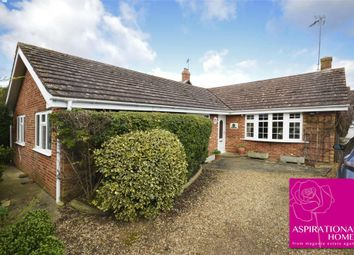 Thumbnail 3 bed detached bungalow for sale in Foot Lane, Chelveston, Northamptonshire