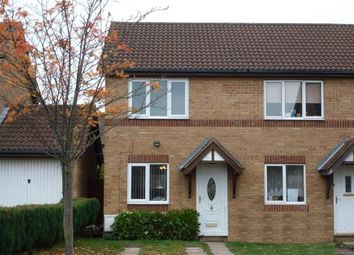 Thumbnail 2 bed end terrace house to rent in Prins Avenue, Wisbech