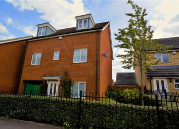 Thumbnail 4 bed detached house for sale in The Chimes, Hoo, Rochester