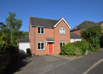 Thumbnail 4 bed detached house to rent in Forest Avenue, Ashford