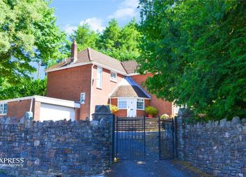 Thumbnail 3 bed detached house for sale in St James Close, Tredegar, Blaenau Gwent